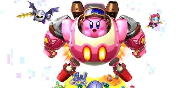 Kirby Planet Robobot armadura