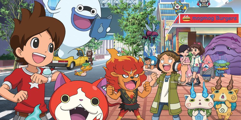 yo-kai watch 3ds banner