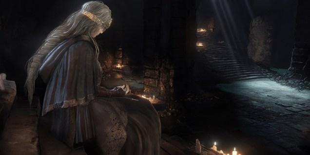 Dark Souls III catedral