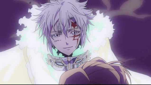 D. Gray-man Hallow-cap 2-04