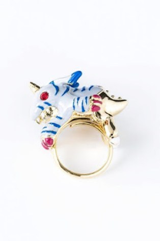 digimon adventure anillo gabumon