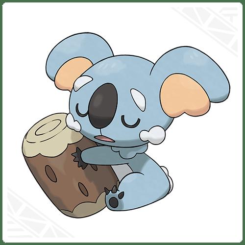 Komala Pokemon 1