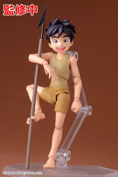 Mirai Shonen Conan figma