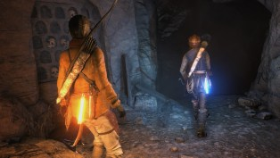Rise of the Tomb Raider PS4 3