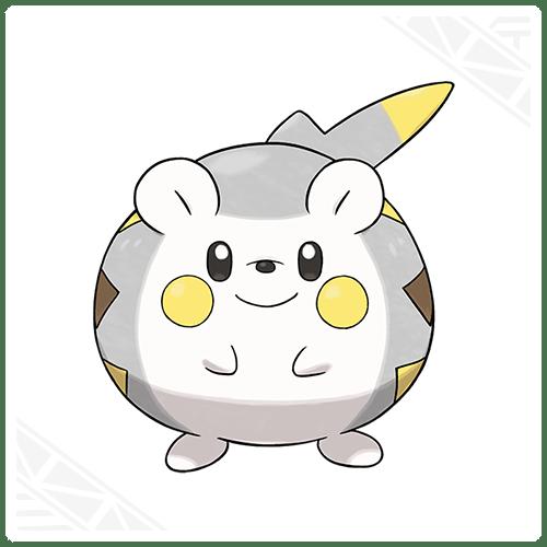 Togedemaru Pokemon 1