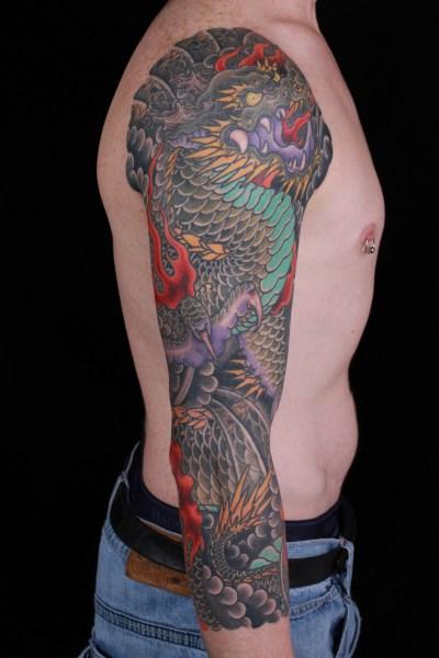Sam Yamini – Dedication Tattoo