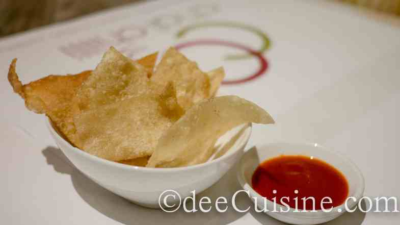 Chal Chilli wonton wrappers