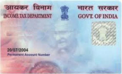 PAN Card In Hindi