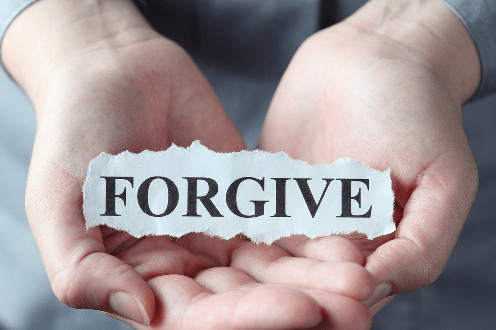 forgive story