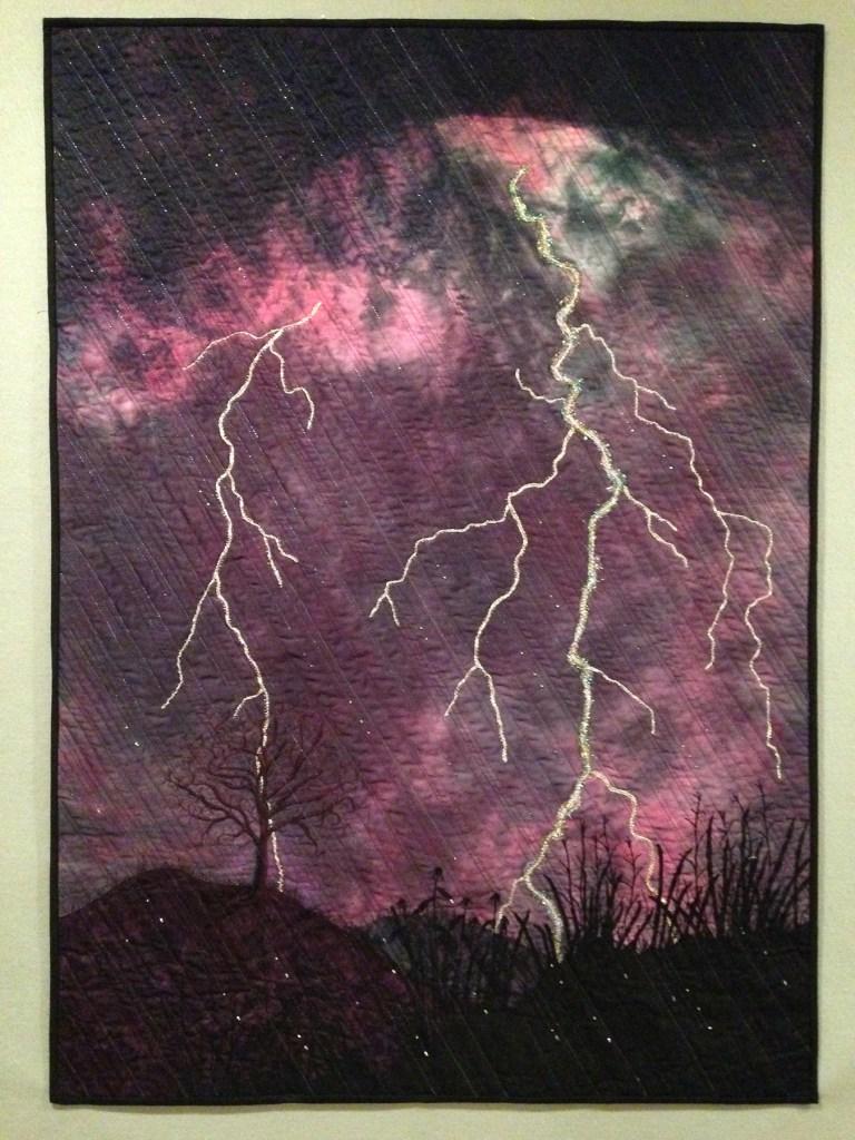 Prairie Lightning © Janet S Pittman