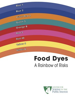 'Better Than Kool-Aid' Recipe, food dyes that are harmful, 'Better Than Kool-Aid' Recipe, food dyes and hyperactivity, Artificial Color, Red 40, Blue 1, Acesulfame Potassium (aspartame), Center for Science in the Public Interest, CSPI, food dyes, carcinogenic, food research firm Corvus Blue, American Academy of Pediatricians (AAP), ADHD, ADD, attention-deficit hyperactivity disorder, attention-deficit disorder, children, drinking soft drinks, candy with red coloring, blue coloring, yellow, orange, green coloring, addictive chemicals,  Centers For Science In the Public Interest