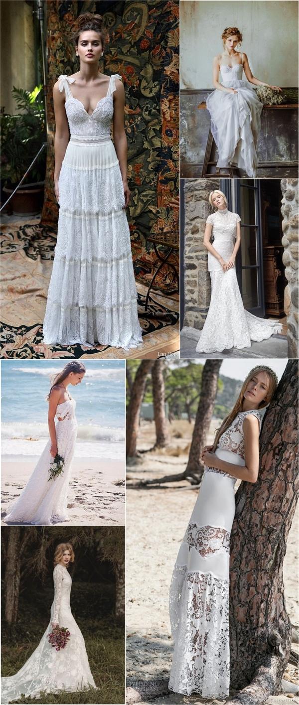 beautiful bohemian wedding dresses boho wedding dresses Vintage bohemian wedding dresses boho bridal gowns