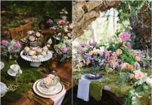 45 Dreamy Outdoor Woodland Wedding Ideas | Deer Pearl Flowers