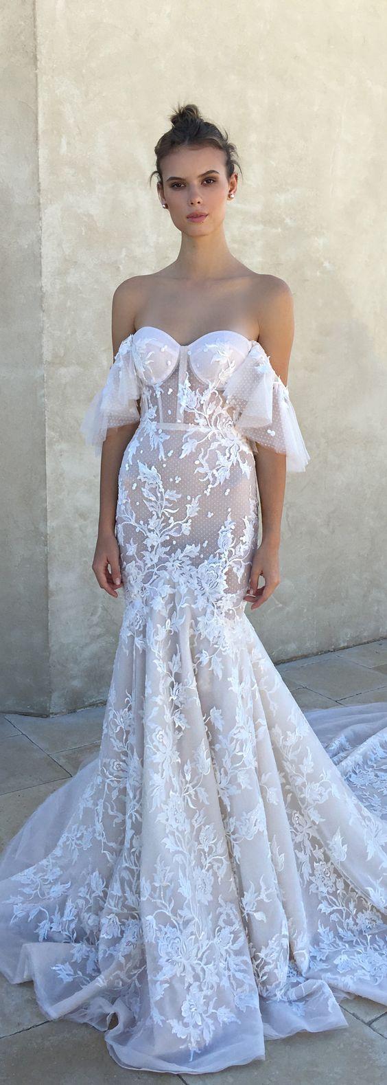 berta fw wedding dresses fall wedding dresses Berta Bridal Fall Wedding Dresses