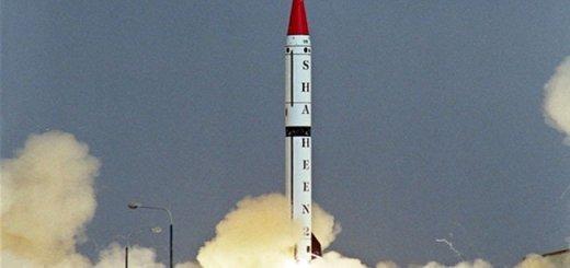 Shaheen-III-Missile