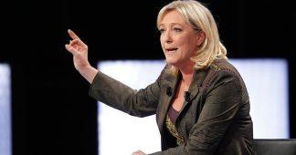 Marine Le Pen: pro-Jewish, pro-Israel, pro-Zionist