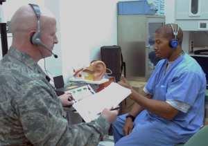 auditory damage hearing impairment
