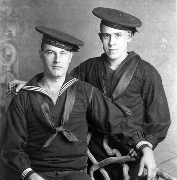 "U.S. Navy ""Flat Hat"""