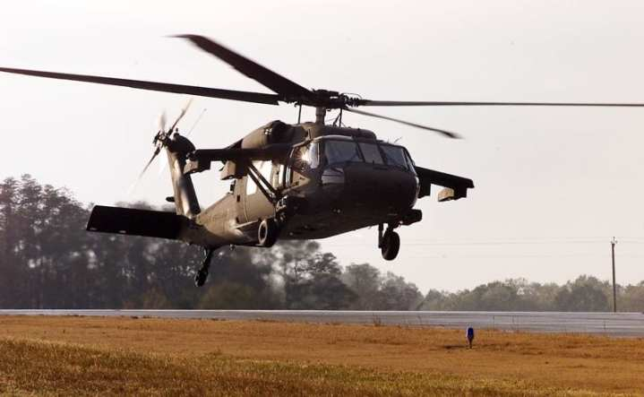 A U.S. Army UH-60M. The Air Force is exploring the idea of using a unique purchasing vehicle to obtain UH-60Ms from the Army. Photo courtesy of Sikorsky.