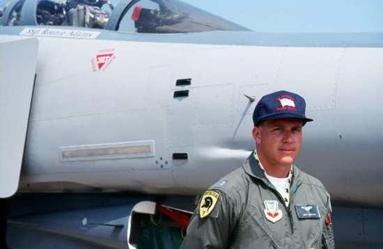 """Capt. James """"Augie"""" Kuxhaus"""