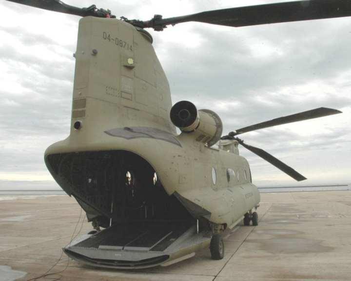 CH-47F CCAD Logistics Modernization