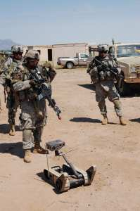 SUGV and operator BCT