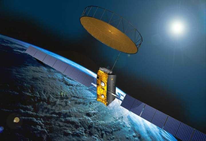 Inmarsat-4 satellite