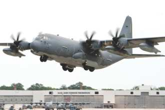 MC-130J Combat Shadow II