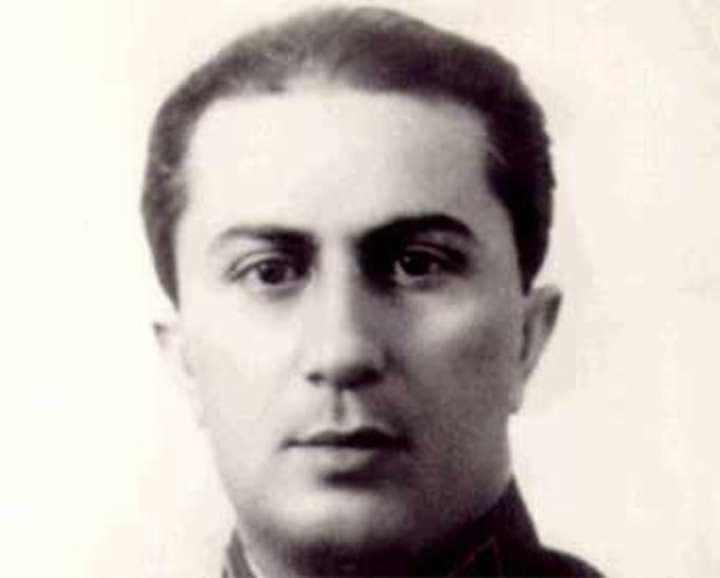 Stalin's son Yakov Dzhugashvili