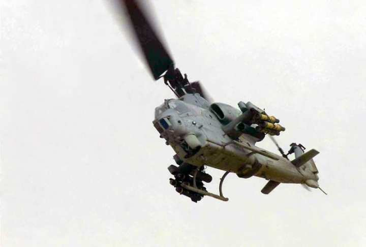 AH-1W OIF