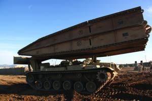 Assault Vehicle-Launched Bridge (AVLB)