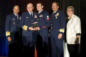 Thomas Henry and Adm Chester R Bender award
