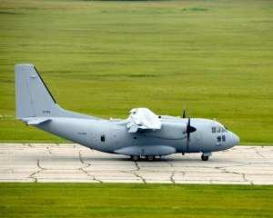 C-27J Mansfield 10-08-19