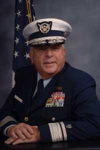 National Commodore James E. Vass, U.S. Coast guard Auxiliary.