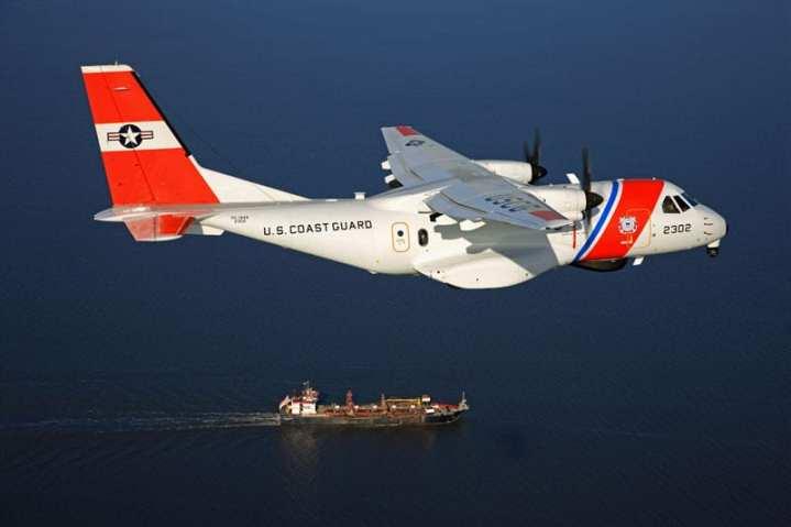Coast Guard HC-144A