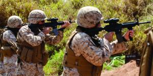 U.S. Marine Corps M4 Carbine