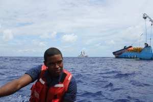Rush fishing vessel inspection