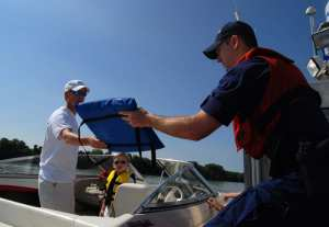 safety check Operation Dry Water