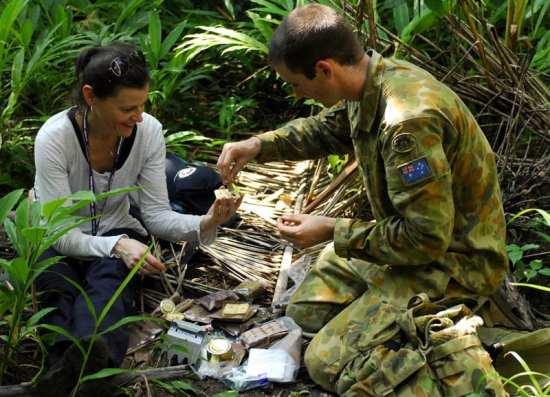 Australian Army Vegemite