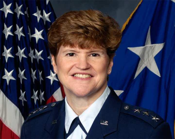 Lt. Gen. Janet C. Wolfenbarger