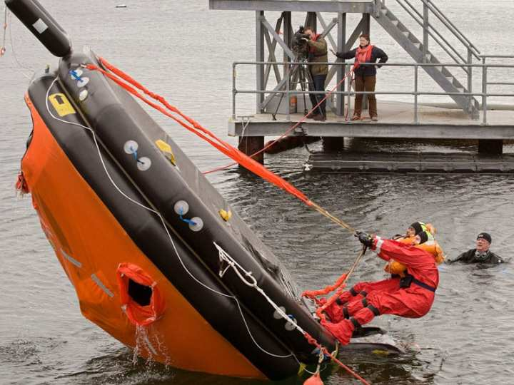 Sea Survival Training Center