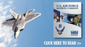 U.S. Air Force Materiel Command: 20 Years of Warfighter Support