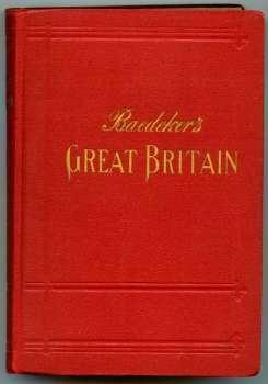 Baedeker GB 1937 guide