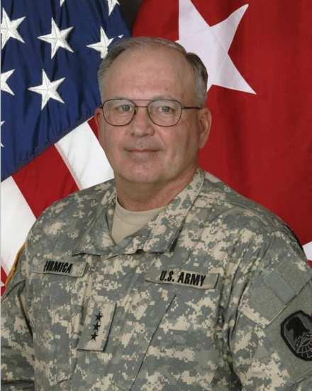 Lt. Gen. Richard P. Formica