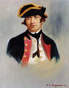 Commodore Esek Hopkins