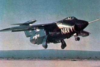 Grumman XF10F-1 Jaguar