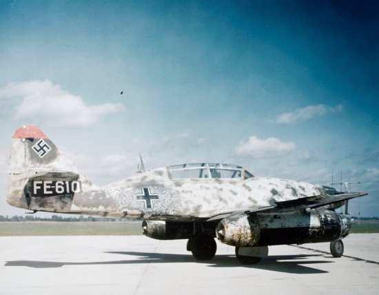 Me 262B-1a/U1