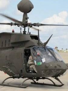 OH-58D Kiowa Warrior Upgrade