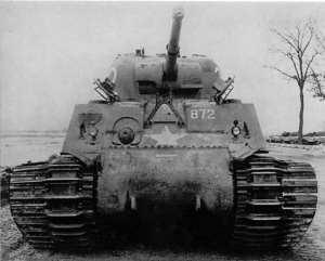 Sherman Tank Growlers