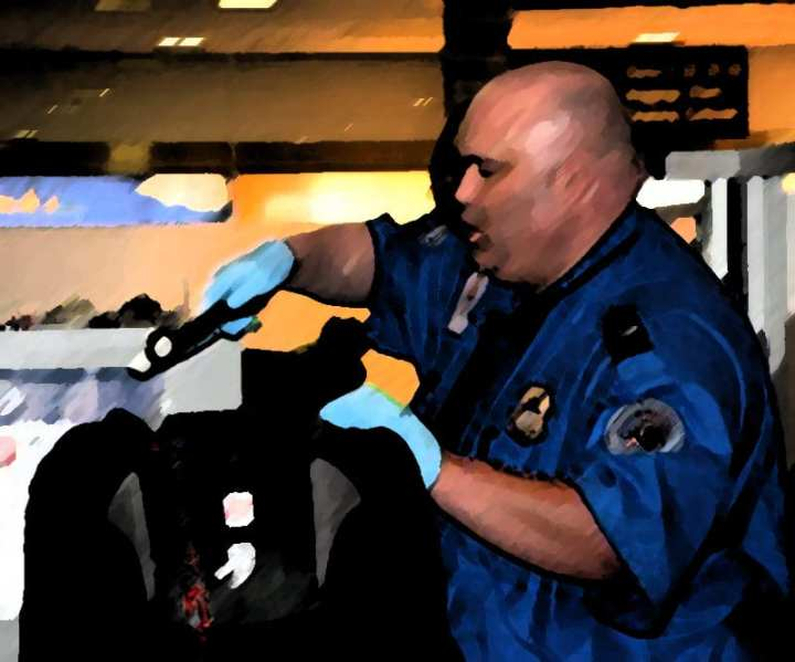 TSA screener